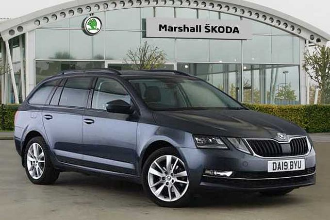 SKODA Octavia Estate (2017) 2.0 TDI (150PS) SE L DSG